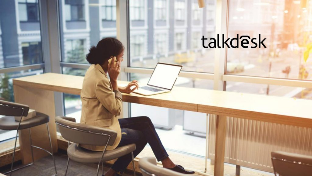 Talkdesk Delivers ROI Exceeding 300 Percent According To Independent Consulting Study