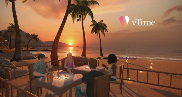 VR Social Network vTime Closes $7.6 Million Series A Funding Round