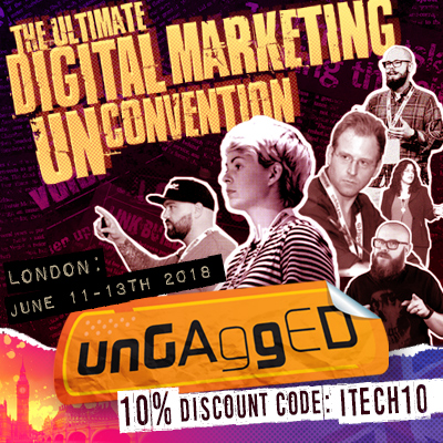 UnGagged London | Digital Marketing & SEO Conference 2018