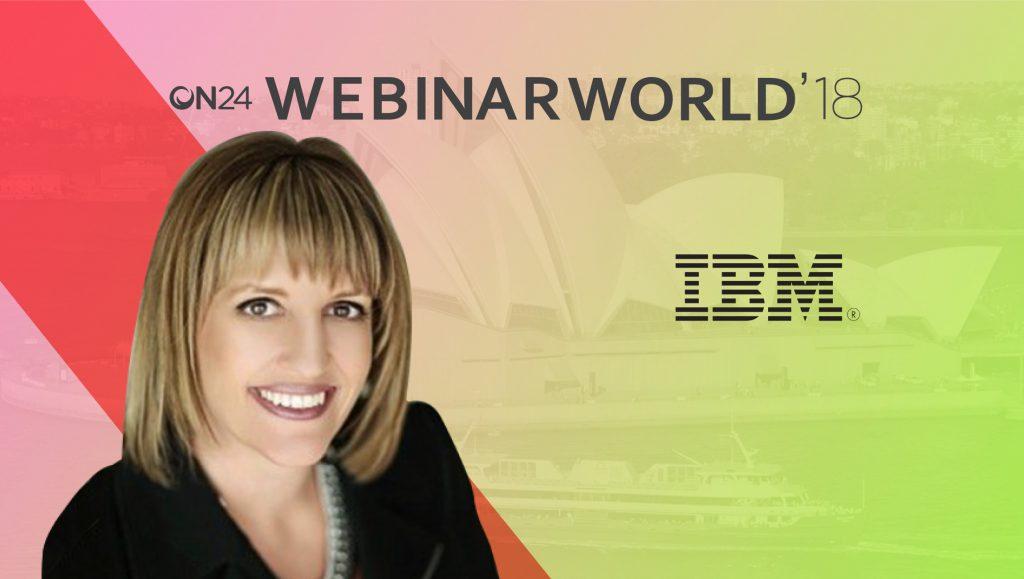 Interview with Christine Jacobs Pribilski, VP, Worldwide Marketing, IBM