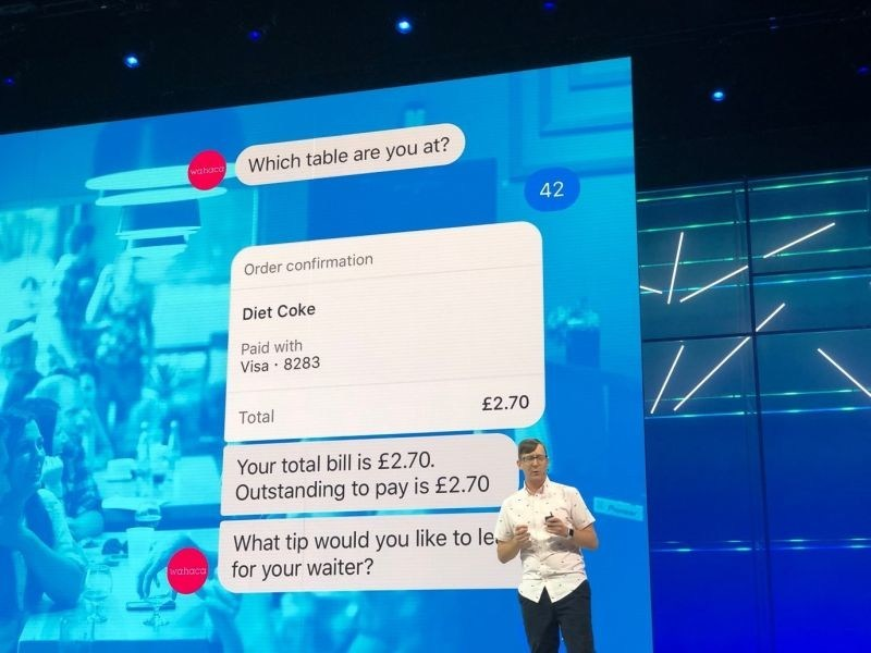 Flyt Brings Messenger Payments to Hospitality with Facebook