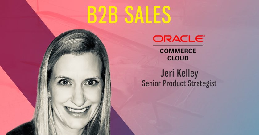TechBytes with Jeri Kelley, Sr. Product Strategist, Oracle Commerce Cloud