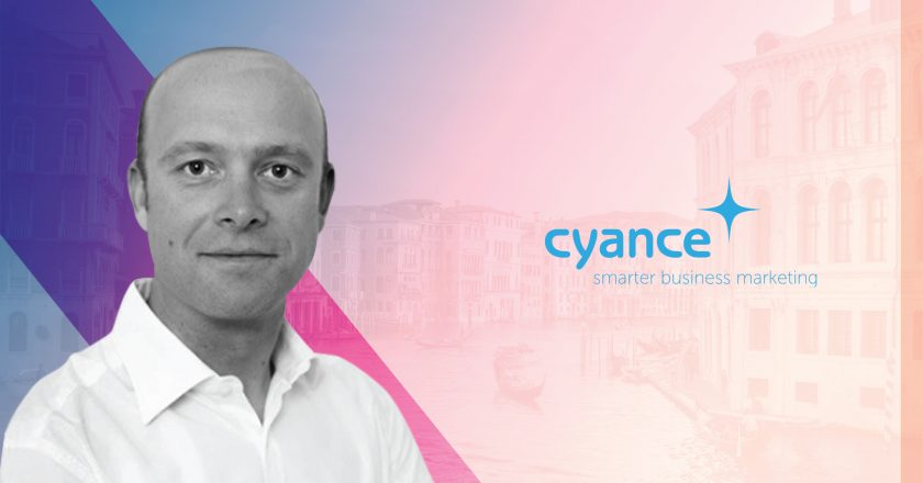 Interview with Jon Clarke, CEO, Cyance