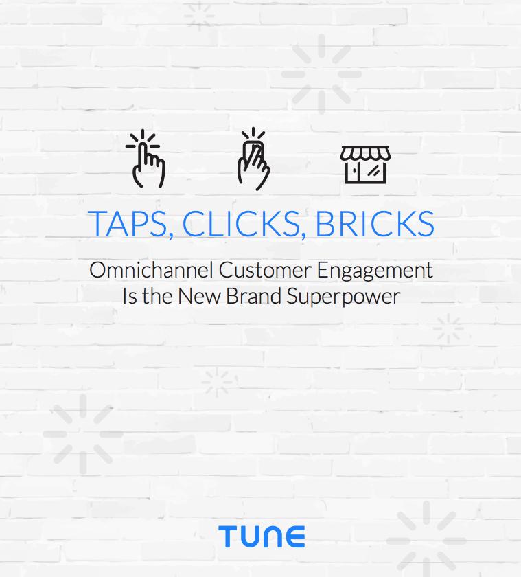 Taps, Clicks, Bricks