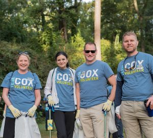 Videa - Cox Media Group River Cleanup Day