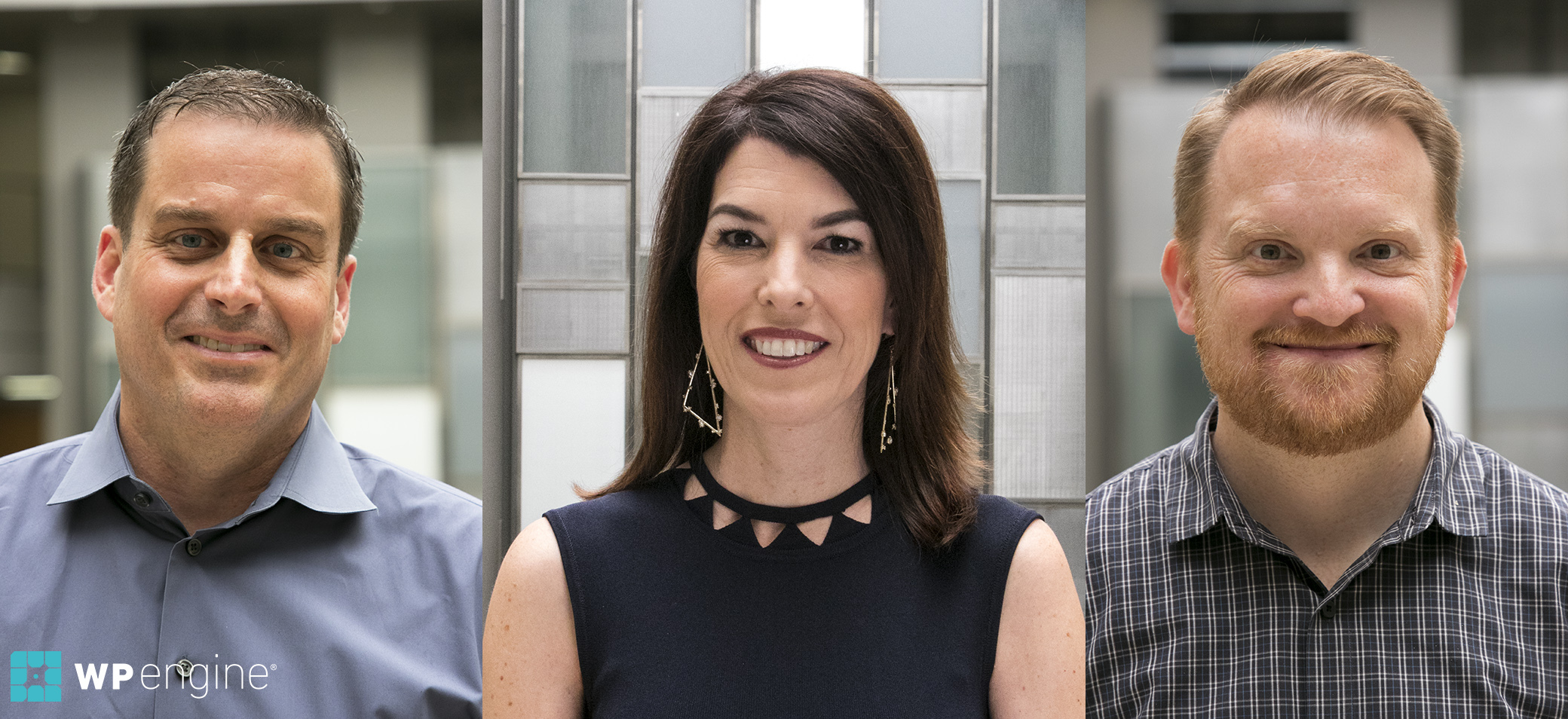 WP Engine Promotes Tina Dobie to Chief Customer Officer; David Brolsma to Chief Financial Officer