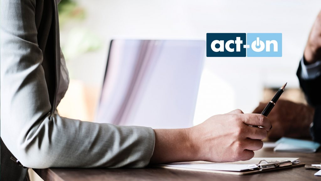 Momentum Grows for Act-On Among Manufacturing Marketers