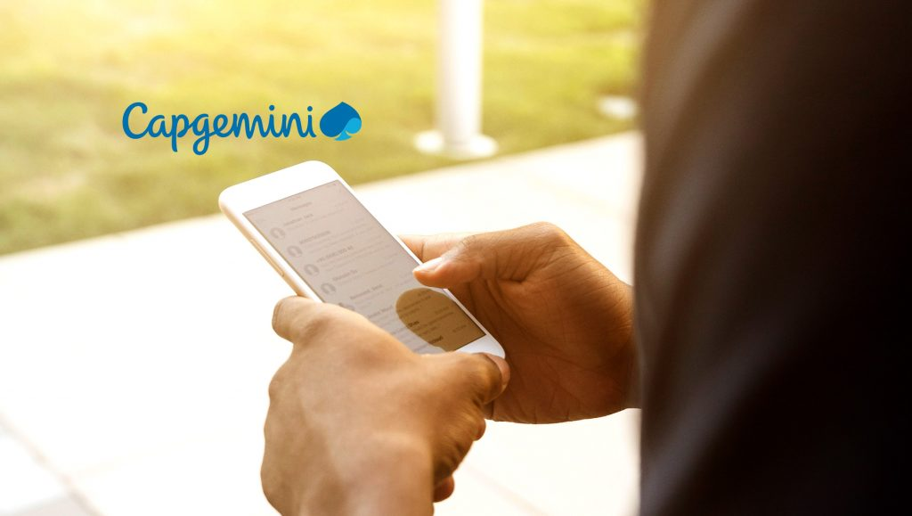 Capgemini Report: 85% of Firms Struggle to Comply with GDPR By Deadline, but Opportunity Exists for Organizations Who Get It Right