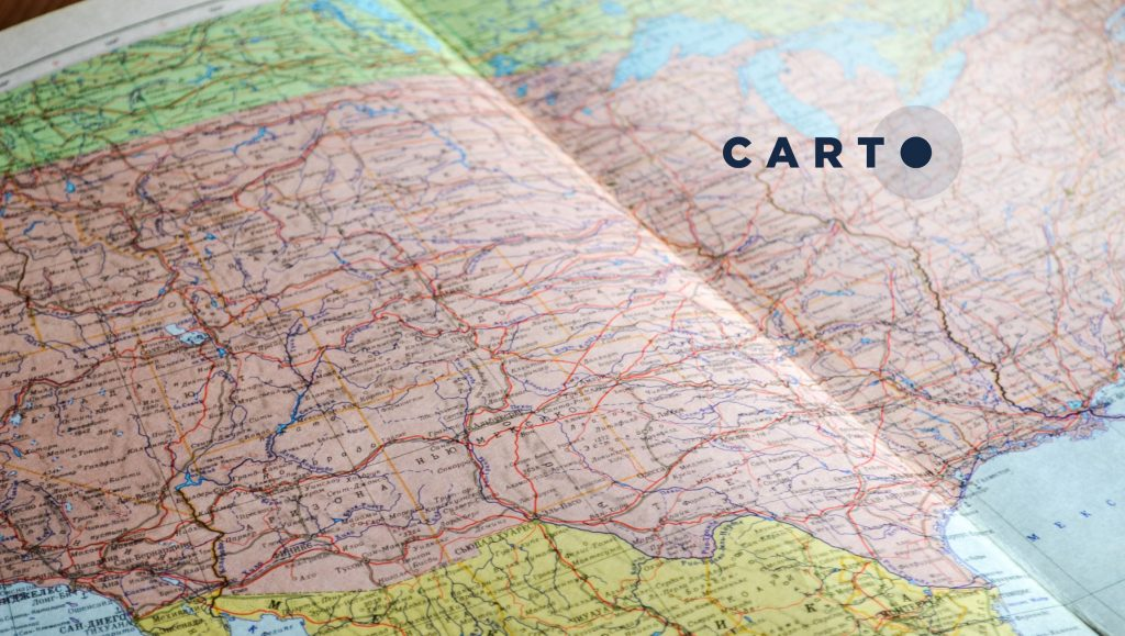CARTO Records Record Customer Acquisition Growth; Appoints George Mathew to Board