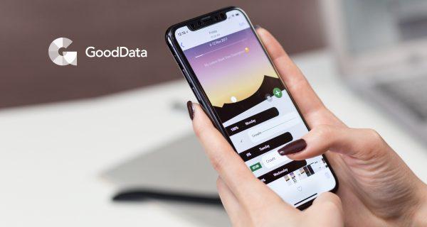 GoodData Unveils New UI Capabilities to Make Analytics Pervasive