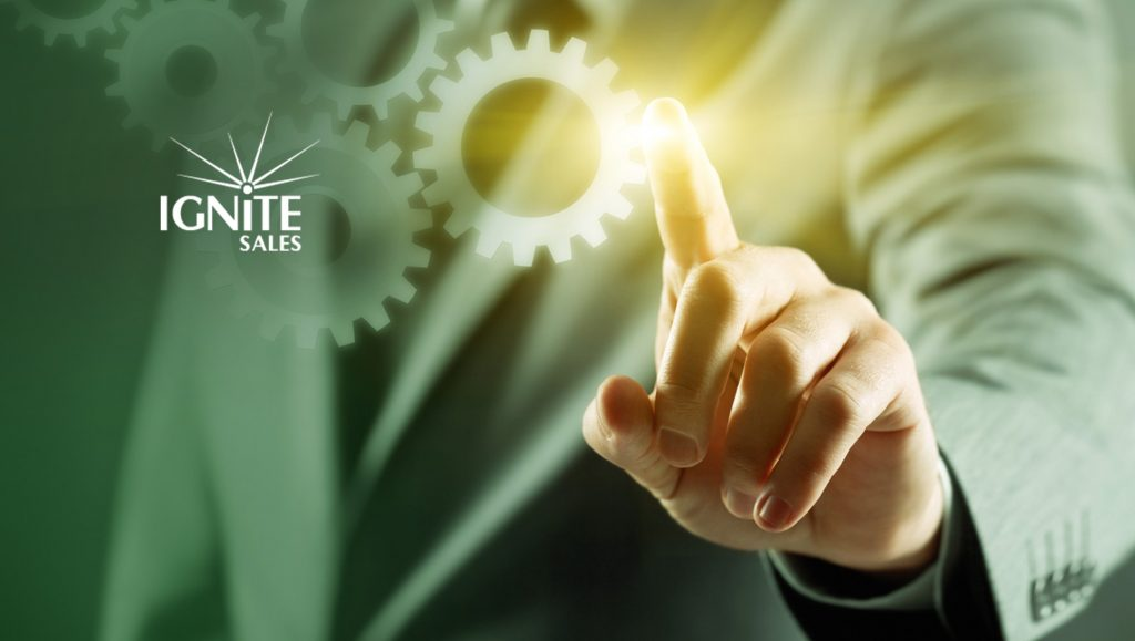 Ignite Sales Wins 2018 Stevie Award for AI / Machine Learning New Product of the Year
