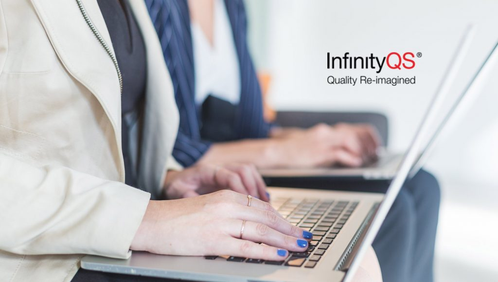 InfinityQS Named SIIA Business Technology CODiE Award Finalist for Best Data Visualization Technology
