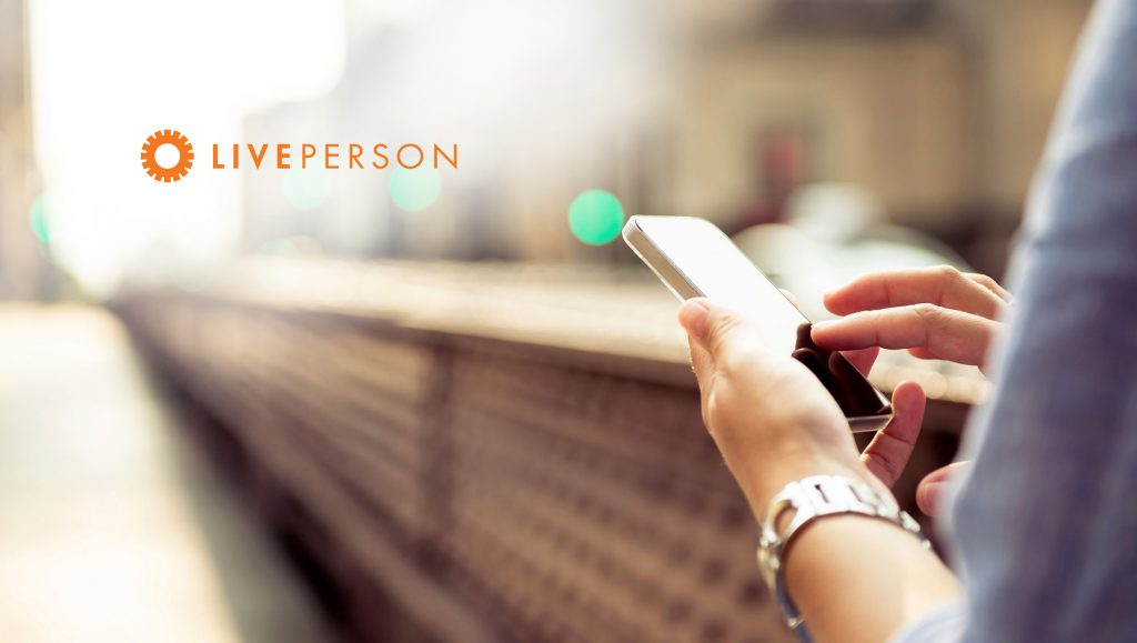 Liveperson Launches LiveEngage; Connects Large Brands and Consumers via Alexa and Google Assistant