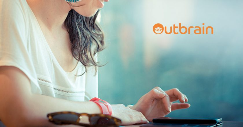 Outbrain Enters Into a Strategic Partnership With IAS