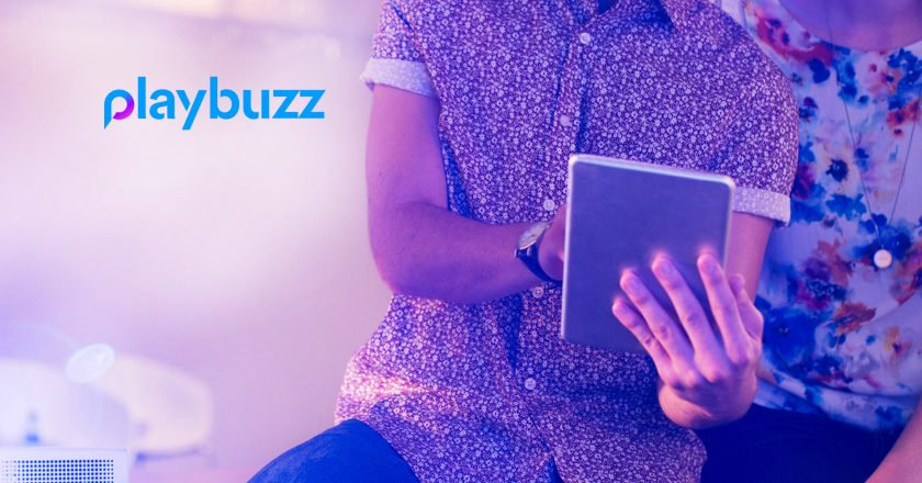 Branded Content Powered by Playbuzz Performs in Top 10% of All Nielsen Global Digital Brand Effect Campaigns