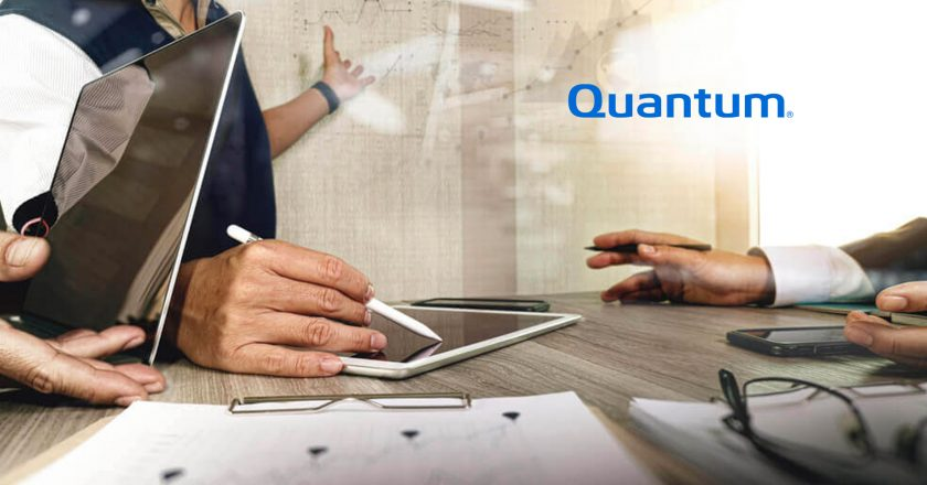 Quantum to Present at Creative Storage Conference on Solutions to Accelerate Immersive Content Creation