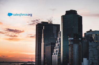 Salesforce Celebrates Grand Opening of Salesforce Tower
