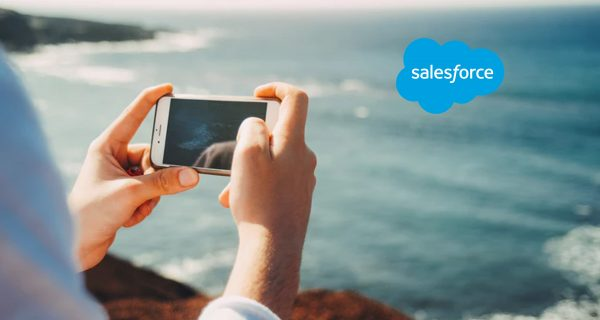 Salesforce CRM Tops the Chart for the Fifth Consecutive Year