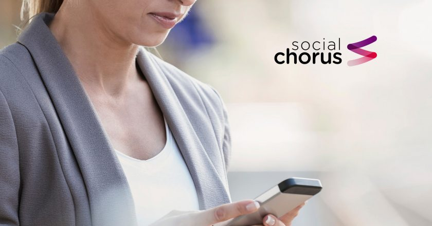Leading Global Workforce Communications Platform SocialChorus Scoops $12.5 Million