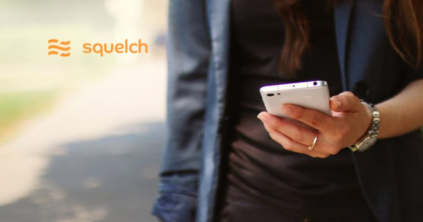 Squelch Emerges from Stealth with $8 Million Series A to Capture Signal from Noise and Solve $17 Billion Customer Experience Problem