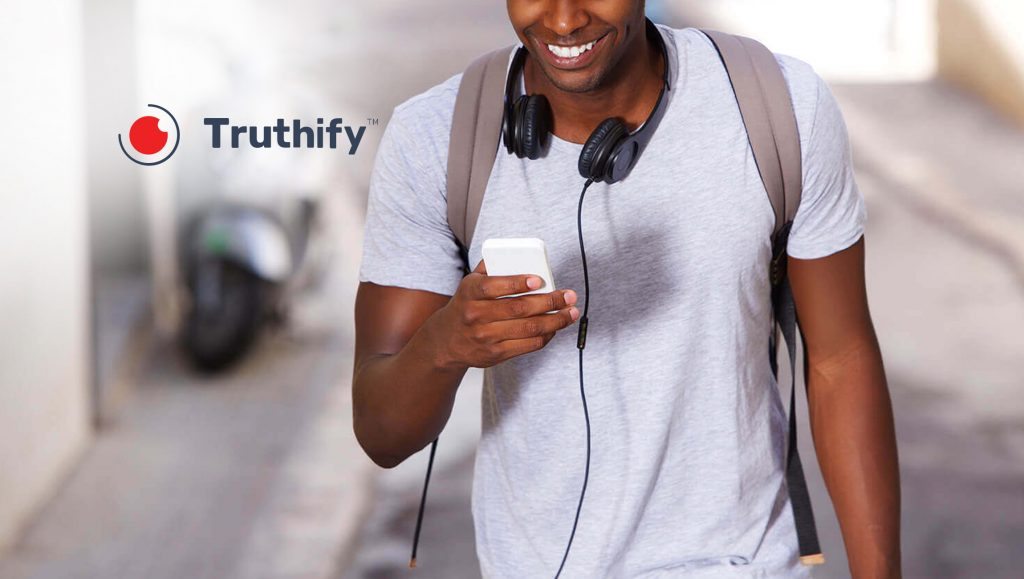 Truthify Emotion AI Application Offers Actionable Feedback to Brands and Marketers Based on Audience Emotional Reactions