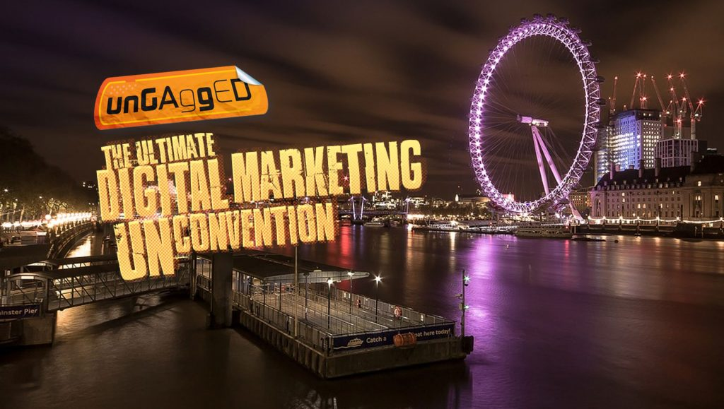 Move Over Conventional SEO Conferences, It's Time We UnGagged!