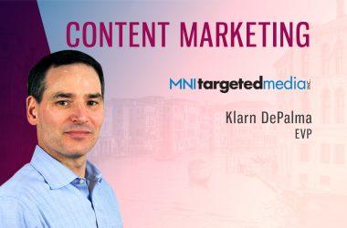 TechBytes with Klarn DePalma, Executive Vice President at MNI Targeted Media