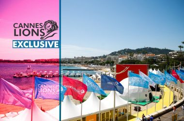 Reason to be at Cannes Lions 2018