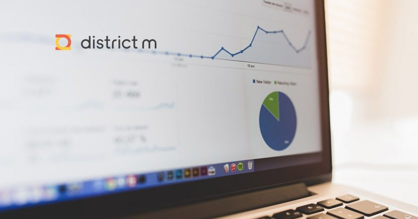 district m Focuses on Engagement Metrics to Provide More Insight on Reporting Platform camp