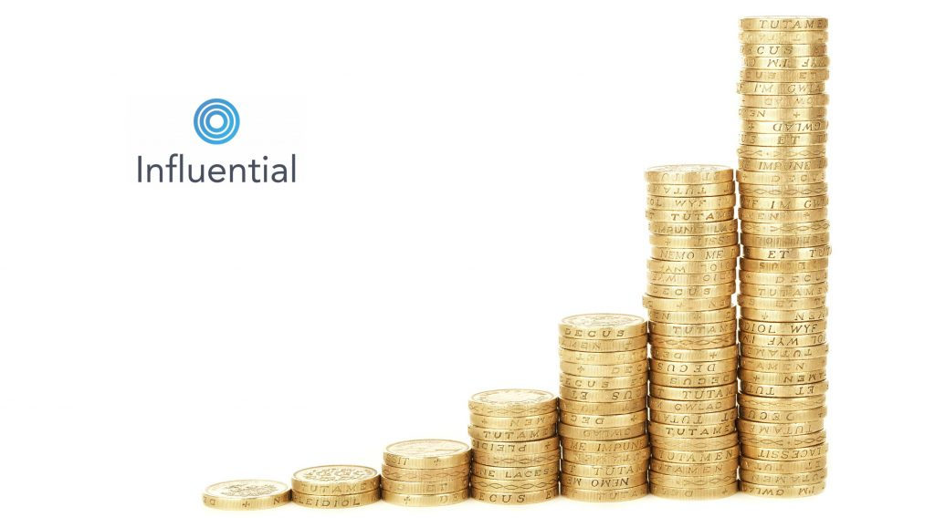 Influential Closes $12 M Series B Funding Round With Participation From WME