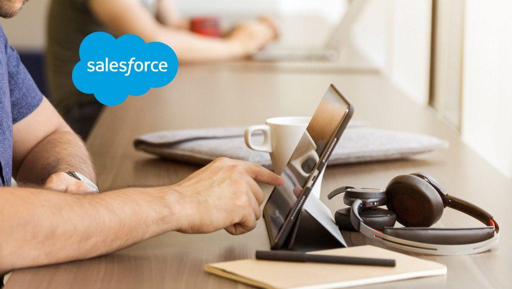 Major German Brands Turn to Salesforce to Navigate Fourth Industrial Revolution