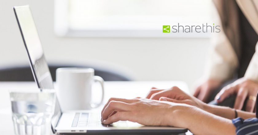 ShareThis Announces New CEO and Doubles Data Business With New Clients and Partners