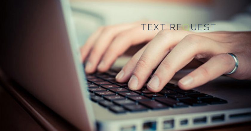 Text Request Releases Chrome Extension, Lets Businesses Text From Email, CRM, More