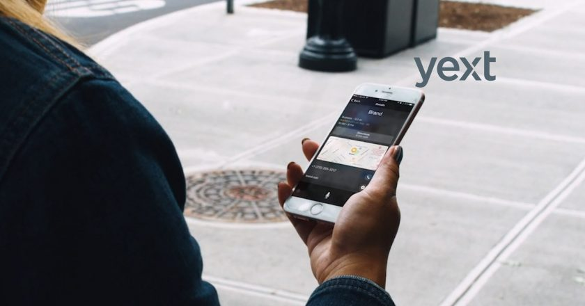Yext and Yelp Expand Collaboration to Better Support Enterprise Businesses