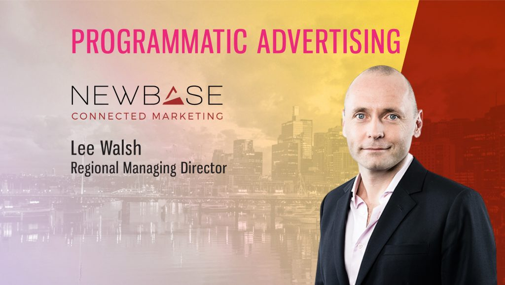 TechBytes with Lee Walsh, Regional Managing Director, NameNewBase
