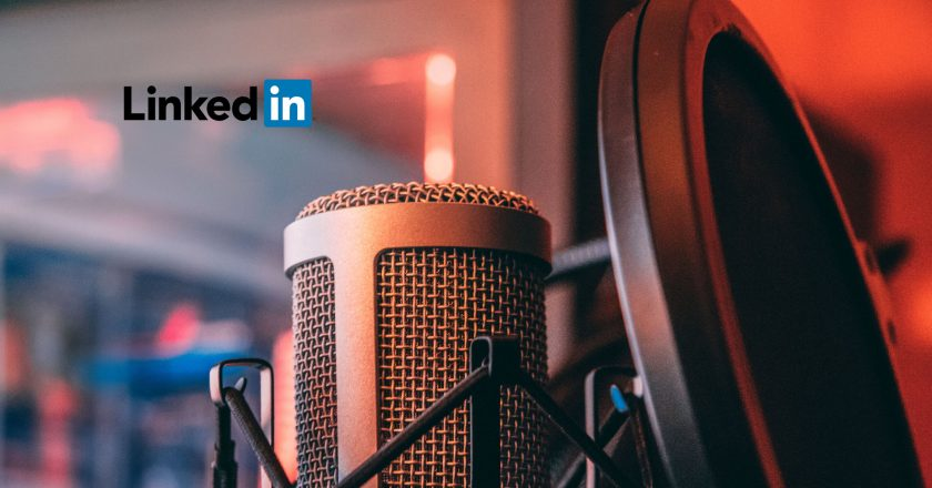 You Can Now Send and Receive Voice Messages on Linkedin