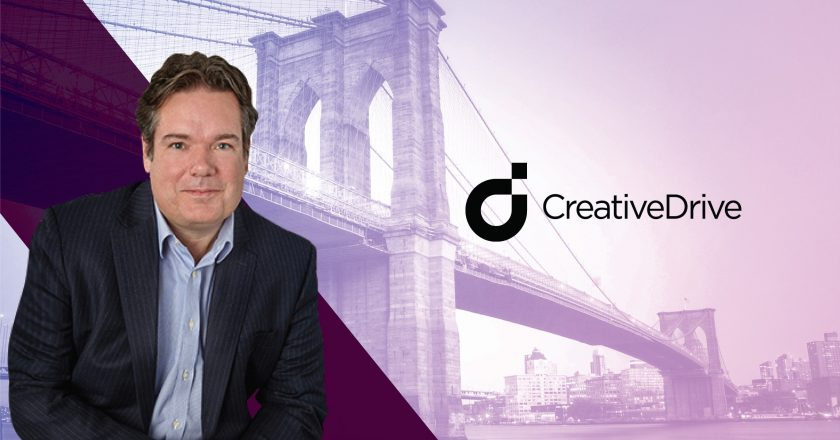 Interview with Myles Peacock, CEO, CreativeDrive
