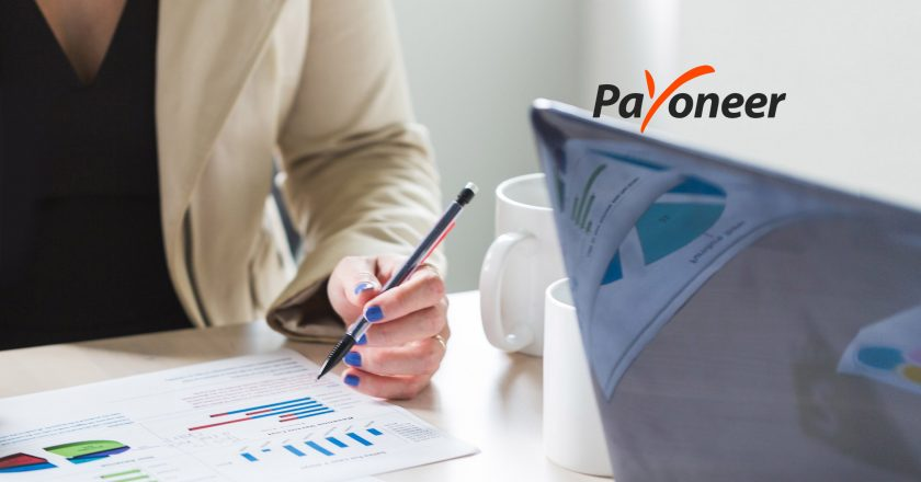 Payoneer Lights Up the Digital Marketing Industry with Rapid Growth, Corporate Partnerships and Working Capital Offering