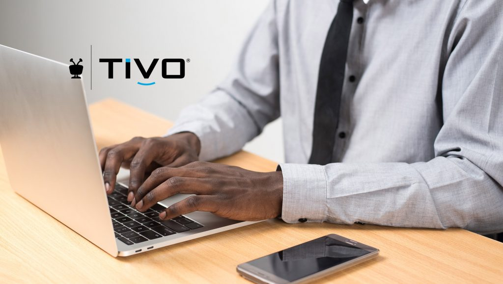 TiVo Announces CEO Transition