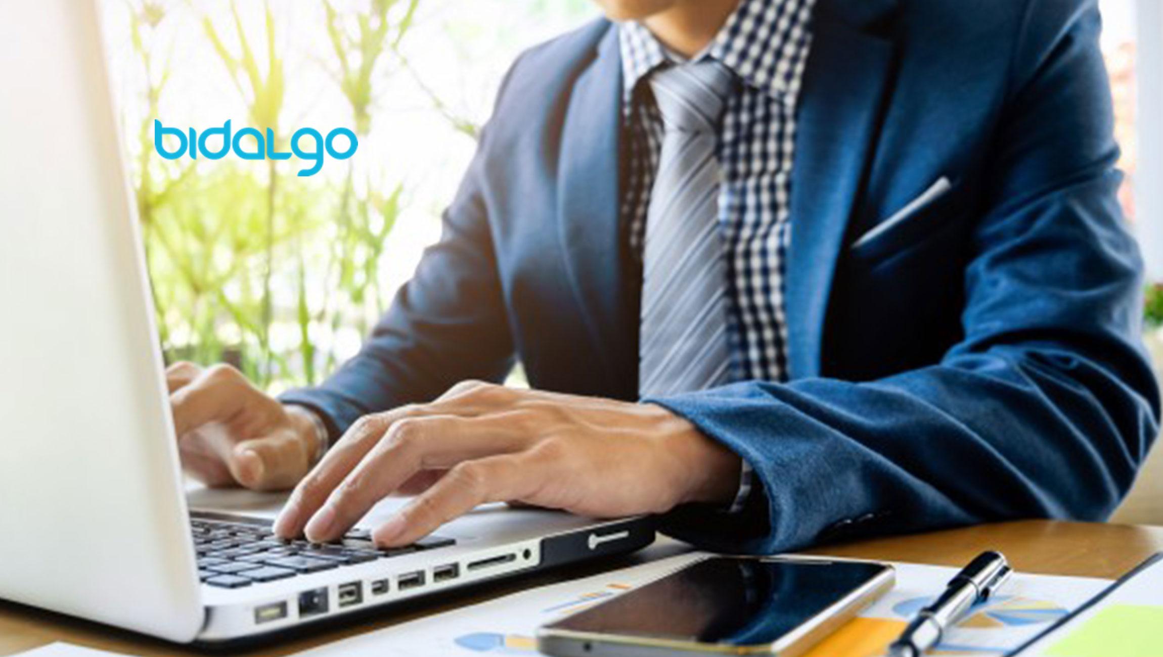 Bidalgo Brings Artificial Intelligence to Digital Ad Creative With Creative AI