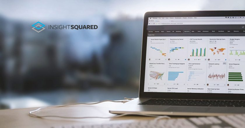 InsightSquared Named Leader in Business Intelligence and Sales Analytics by G2 Crowd