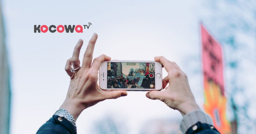 One Year After US Launch, Video Internet Platform, KOCOWA, Celebrates Surging Popularity for Korean TV Content in the US