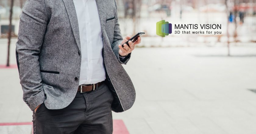 Mantis Vision Raises $55 Million in Series D Funding, Announces Joint Venture with Luenmei Quantum Co. Ltd.