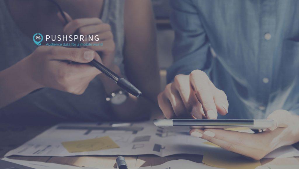 PushSpring Launches Audience Marketplace, Democratizing Data Buying
