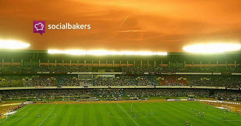 Socialbakers Analytics Report Predicts a France versus England Final?