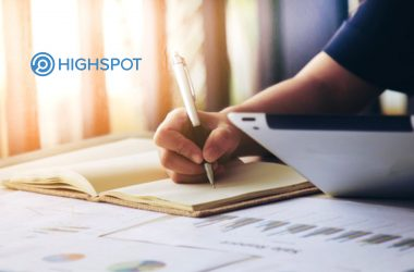 Highspot Wins Best Overall Sales Enablement Software Solution and Best Content Performance Management Solution Awards