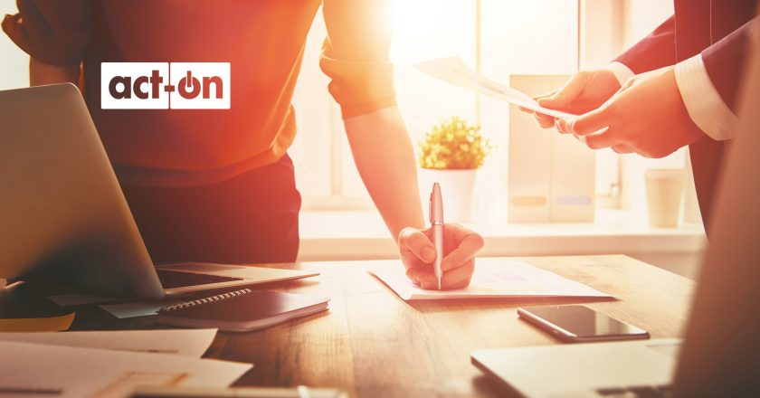 Act-On Announces H1 Profitable Growth, Record Customer Success