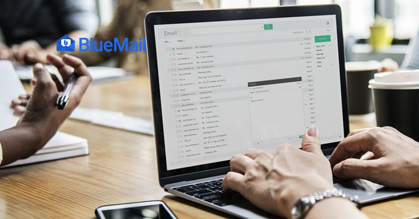 BlueMail Upgrades App, Announces Share Email Functionality
