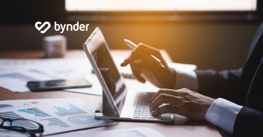 Bynder unveils Advanced Analytics, Empowering Companies with Data-Driven Insights Into The True Value Of Their Digital Content
