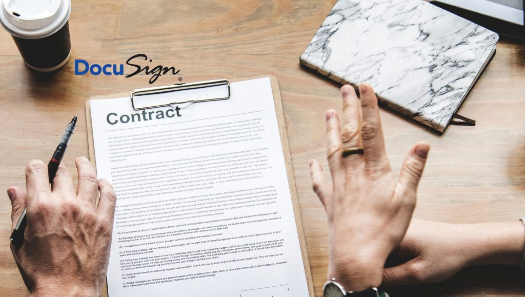 DocuSign set to Acquire SpringCM for $220 Million